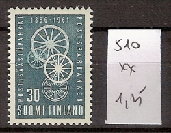 Finlande 510 ** Côte  1.25 € - Finnland