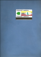 CAMEROUN  1500F (verso EMS ) - Cameroun