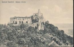 Somló - Bakacs Ruin :) - Hungary