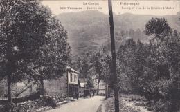 2608 - VERCUERE : Entrée Du Bourg Et Vue De La Rivière L'Autre - Andere Gemeenten