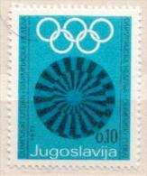 Yugoslavia MNH Stamp - Ete 1972: Munich