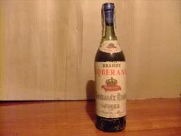 BOTELLA BRANDY SOBERANO VINTAGE  ---- GONZALEZ BYASS  Del Año 1958 - Licor Espirituoso