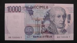 Italy -10.000 Lire - 1984 - P 112a - Unc - Look Scan - 10.000 Lire