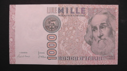 Italy -1.000 Lire - 1982 - P 109a - Unc - Look Scan - [ 2] 1946-… Republik