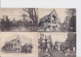 13 / 9 / 343  -  18  CPA  DE  LONGPONT  - Toutes Scandées - Cartes Postales