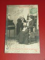 """COUPLE -  """"  Développements Inutiles """"  -  1903 - Couples"""