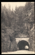 74 SERVOZ / Tunnel Du Chatelard / - France