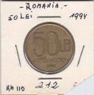 50 LEI ROUMANIE 1994 - Roumanie