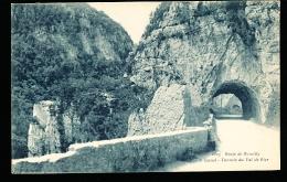 74 SEYSSEL / Tunnels Du Val De Fier / - Seyssel