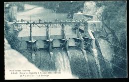 74 SEYSSEL / Le Val De Fier, Le Barrage / - Seyssel