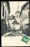 74 SEYSSEL / Eglise De Savoie / - Seyssel