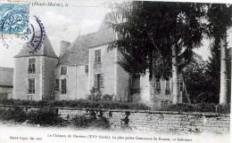52 HAUTE MARNE LE CHATEAU DE MORTEAU LA PLUS PETITE COMMUNE DE FRANCE 12 HABITANTS - Unclassified