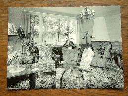 "Hoterl Restaurant Pension "" St. MARTINUSHOEVE "" Halle / Anno 1965 ( Zie Foto Voor Details ) !! - Zoersel"
