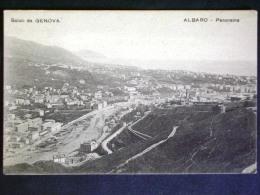 LIGURIA -GENOVA -ALBARO -F.P. LOTTO N°310 - Genova