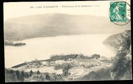 74 TALLOIRES / Lac D'Annecy Et Le Semnoz / - Talloires