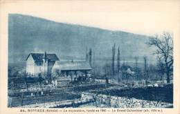 73 - Ruffieux - Le Monastère Fondé En 1860, Le Grand Colombier - Ruffieux