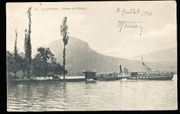 74 TALLOIRES / Lac D'Annecy Et Le Ponton / - Talloires