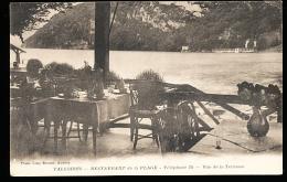 74 TALLOIRES / Restaurant De La Plage / - Talloires