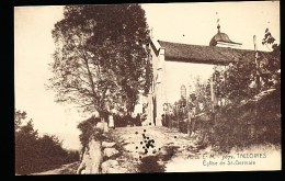 74 TALLOIRES / Eglise De St Germain / - Talloires