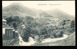 74 TANINGES / Gorge Du Foron / - Taninges