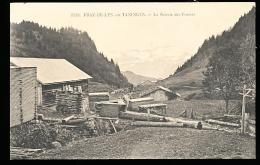 74 TANINGES / Praz De Lys, La Scierie Des Pontets / - Taninges