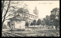 74 TANINGES / L'Eglise / - Taninges