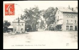 74 TANINGES / Le Pont Neuf / - Taninges