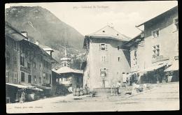 74 TANINGES / Intérieur Du Village / - Taninges