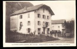 74 LA TOUR / La Tour Saint Geoire, Hôtel Pension Du Môle, S. Boimond / - Andere Gemeenten