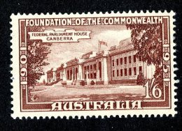 3233x)  Australia 1951 - SG# 244 ~   M* - Mint Stamps