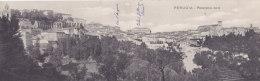 CARD PERUGIA    DOPPIA COME DA SCANNER  -FP-VDB-2-0882-17892 - Perugia