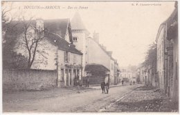 Toulon Sur Arroux - Rue De Paray - Non Classificati