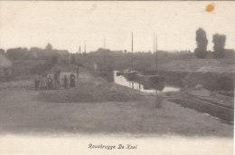 1905 Cpa/pk Rousbrugge De Kaai Roesbrugge Haringe Poperinge - Poperinge