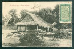 Dans L'intérieur Case De Colon  - Comptoir Photographique G. BODEMER -  MAJUNGA - Abf165 - Madagascar