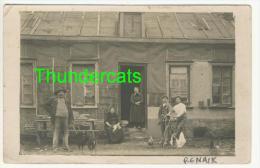 RONSE RENAIX Carte Photo  Fotokaart Vers 1914-18 Voir Scan Au Verso Tres Rare - Renaix - Ronse