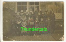 RONSE RENAIX Carte Photo  Fotokaart Ecole Communale ? Gemeenteschool ? 1906 Voir Scan Tres Rare - Renaix - Ronse