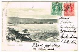 """Valparaiso - Bahia"" - Chile"