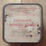 Boîte De Pansement - Denoix Deffins - Rare - Boxes