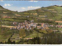 Les Adrets..belle Vue Du Village..le Col D'Hurtières - France