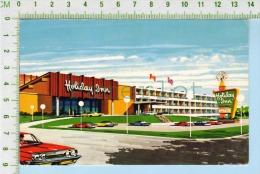 St John's Newfoundland ( Holiday In  ) Post Card Carte Postale 2 Scans - St. John's