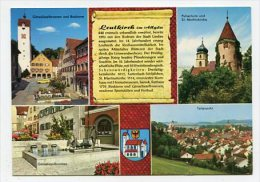 GERMANY - AK 172470 Leutkirch Im Allgäu - Leutkirch I. Allg.