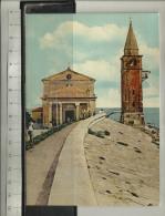 Caorle Lotto Di 2 Cartoline 1958 - Venetië (Venice)