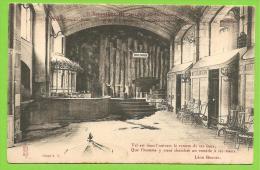 63 - LE MONT DORE LES BAINS - Intérieur De L'Etablissement  - Sources Pigeon Et Panthéon - Cliché A. V. - Royer, Nancy - Le Mont Dore