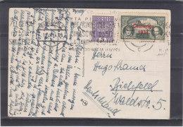 Pologne - Carte Postale De 1934 - Valeur 16 Euros - Covers & Documents