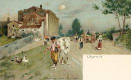 Tableau - L'Avemaria - La Barone - Musées