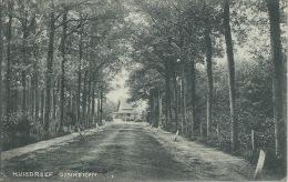Ginneken - Huisdreef - 1908 ( Verso Zien ) - Breda