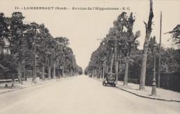 CPA - Lanbersart - Avenue De L´Hippodrome - Lambersart