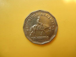 Argentina 10 Pesos 1967 BU Or Near - Argentine