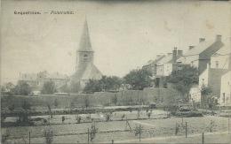 Erquelinnes - Panorama - Potagers Ouvriers Derrière Les Maisons - 1923 ( Voir Verso ) - Erquelinnes