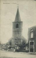 Erquelinnes - L'Eglise - 1927 ( Voir Verso ) - Erquelinnes